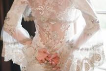 The dress / by Amanda Barrett