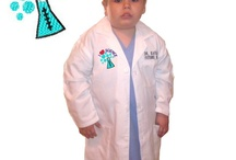 Kids Scientist Costumes / by My Little Doc
