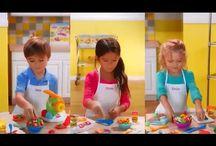 Play Doh Reklamı - Yaratıcı Mutfağım | Bebeklerin Sevdiği Reklamlar
