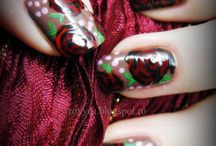 Paint/Lacquer Ideas / Ideas for painting Amee's nails!  / by Dusty Murphy