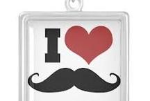 Moustaches :3