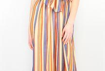 MAXImized / I just love maxi dresses and skirts...
