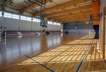 Sala Sportowa w Ostrowie / Sala Sportowa w Ostrowie