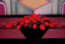 Corporate office flowers