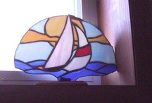 Stained Glass Boats / by Nancy Arnall Gibaut
