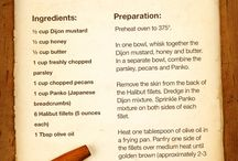 Mike Dodd's Recipes / Check out these delicious recipes from Wineteer Construction's President and CEO, Mike Dodd.