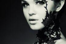 Dark Photo / Make up / coiffure