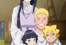 familia do naruto