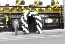 Guinness Event Decorations at Langton House Hotel By CelebrateIt.ie