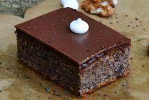 Nápoje a jedlo / Makový koláč bez muky