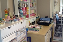 Craft Room / by Jessica Austerman