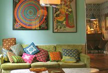 my space / inspiration for living spaces & family rooms