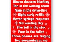 Pharmacy Humor / by Nicole Wacker