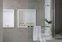 Hus / Interiør, materialer vegg osv.