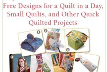 Free eBooks for Sewing and Fabric Art / In these free eBooks, learn creative techniques for sewing, quilting, fabric embellishing, and surface design. More at www.Love-to-Sew.com