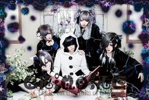 (visual kei) japanese band <3 / My famous Japanese band ^_^