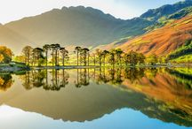 Lake District / Imposing mountains, tranquil lakes and picturesque towns combine to make the Lake District uniquely beautiful. http://www.secretearth.com/destinations/323-lake-district-national-park