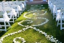 Wedding inspiration / Wedding great ideas from pinterest for inspiration.