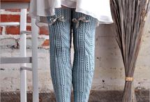 Knit - Socks / Socks socks socks.... what more do I have to say? / by Tyra Wahl
