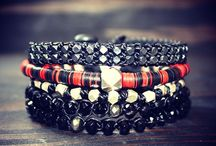 Bracelet Stacks / Bracelet Stack Of The Day. #ebbandflowjewelry #jewelry #armcandy #fashionista #accessories #fashion #style #colorful #bracelets #love #handmade #losangeles - shop this Stack Of The Day at a special price at ebbandflowjewelry.com under Stacks.
