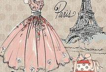 Paris is Always a Good Idea / French Fashion, Style, and Joie De Vivre