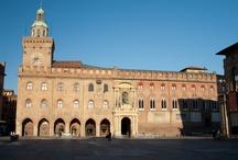 Bologna / Velmi krásné gotické město...