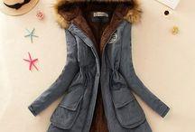 Winter Jacket Ideas