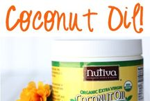 4 Coconut oil uses