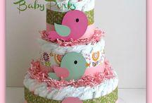 Diper cakes