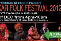 Pushkar Folk Festival 2012