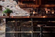 Bar idea bancone