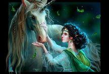 Unicórnios & Cavalos
