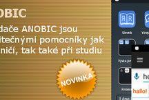 Mluvící kapesní překladač Anobic