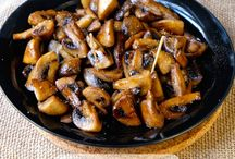 Food - mushrooms