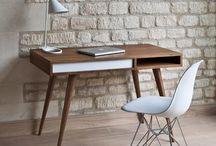 muebles y lámparas