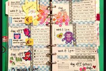 Diary - Organization