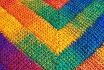 CROCHET PATTERNS & IDEAS / Crochet ideas for me to do. / by Maryanne Marcellin