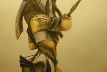 Ra, God of The Sun