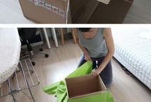 diy box storage