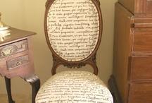 antiek stoel