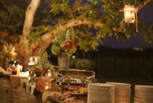 Food & Libation / The Taste, the Texture, the Look; all to create a warmth that only food and libation can!
