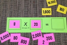 Math - Multiplication & Division