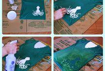 Tvoření na tričko