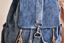 DENIM BAG / by Serge DENIM PASSION