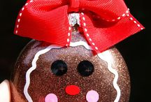 Gingerbread-man Christmas❤️