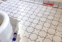 Moroccan Star + Cross