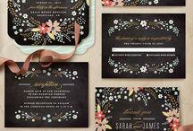 Design: invitations