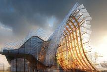 Pavilions-exhibit