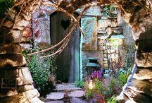 Inspiring gardens...