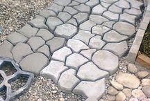 #chodník #pavement #pathway